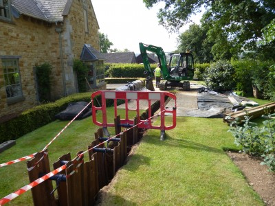 Root Barrier Design and Installation Newcastle, Oxford, Shropshire